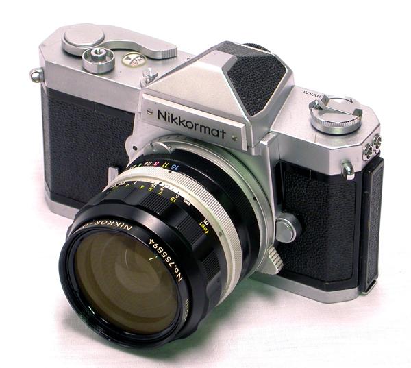 1965 Nikkormat FS