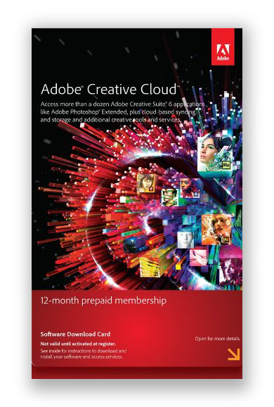 Adobe Cloud Membership